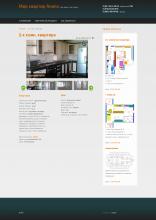 Индивидуальная страница квартиры